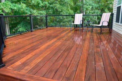Deck-Staining-Waxhaw-NC